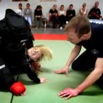 Frauen-Selbstverteidigung 2009